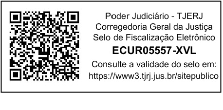 CGJ-RJ prorroga o prazo de entrada do QRCODE em atos impressos em etiquetas