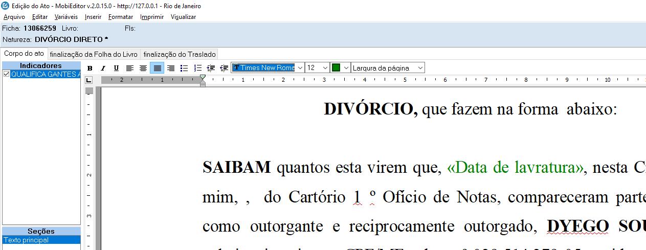 MobiRio disponibiliza editor de atos mais poderoso que word